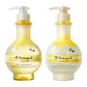 シャンプー解析サイトによる、LIB JAPAN(リブジャパン) Honeyce'(ハニーチェ) ジューシーSPA シャンプーの評価・評判・解析・口コミ