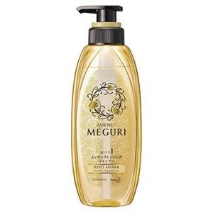 花王 ASIENCE MEGURI インナークレンジングシャンプー ベルガモット&ネロリの香りの評価・評判・解析・口コミ